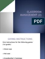 Seminar 6 - Classroom management 2'18.ppt