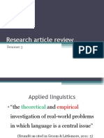Seminar 3 - Research article review'18.ppt