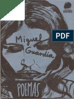 Guardia, Miguel - Poemas