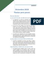 2018.12.02 Fiestas 2018. Un Analisis Sobre La Evolucion de Precios de Los Productos Navideños CEPA