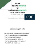 Final Marketing Analysis Presentation