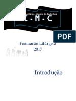 formao litrgica 2017