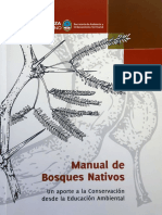 Manual Bosques Nativos 2016