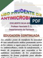 1 Uso Prudente de Antimicrobianos