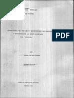 Van Der Hammen, 1960. Estratigrafia Del Terciario y Maestrichtiano Continentales