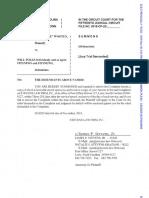 Mike Wooten sues FITSNews