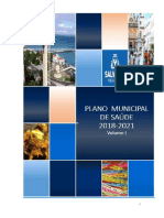 Volume- i Plano Municipal Saude 2018 2021 Versao Consulta Publica