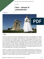 «Elenizarea» lui Iisus – element al naționalismului postmodernist _ PEMPTOUSIA.pdf
