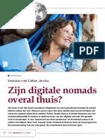 Zijn Digitale Nomads Overal Thuis?
