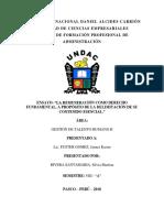Rivera Santamaria Silvia- Ensayo Individual Unidad 3