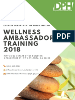 Wellness Ambassador Training Program 2018