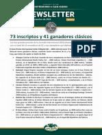 Newsletter Especial - Inscriptos Jornada Internacional 2018