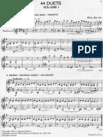 Bartok - 44 duets for 2 violins.pdf