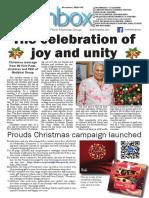 Motibhai Group Newsletter December 2018 Issue