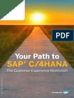 Your Path to Sap C_4hana