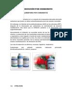 PAE  Intoxicación Por Órgano Foforado (1)