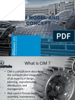 1. Cim Model and Concept