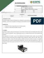 Informe Fuente de Poder Km13