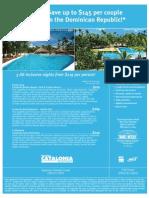 Supreme Clientele Travel DR Vacations