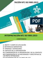 -Presentacion NTC ISO 9001 2015 Version2
