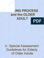 Report-nsg Process of Older Adult