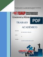 LOGISTICA INTERNACIONAL TRABAJO ACADEMICO 12.docx