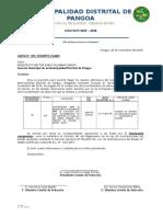 Carta N° 001-2018 - APROBACION DE BASES MATERIALES DE ATEMSA