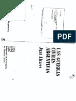 ALVAREZ_Las guerras civiles en la Argentina.pdf