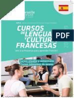Brochure Sufle 2018 2019 Es
