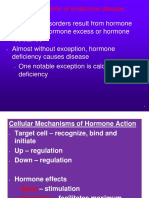 BIOKIMIA - Mechanism Hormone Disease (Lec 3)