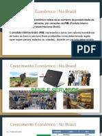 Crescimento Economico Brasil