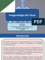 04. Imagenología Del Tórax