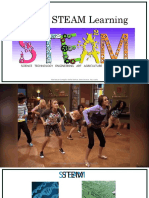 DeFeis, Rachel. Cornaglia,Mackenzie. DeLeon, Dana. Curtis, Troy. Rise in STEAM Learning PPT. 11.26.18. 956pm-1