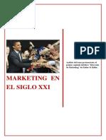 Análisis Marketing en El Siglo XXI