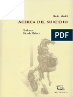 Marx, Karl - Acerca Del Suicidio.pdf