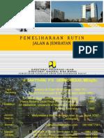 4. Pemeliharaan Jalan, 151 Hal, 3 Des 2018