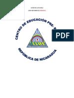 centro de educacion basica y prebasica republica de nicaragua tegucigalpa honduras