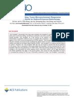 ACS Nano Volume issue 2017 [doi 10.1021%2Facsnano.7b04737] Huo, Da; liu, sen; Zhang, Chao; He, Jian; Zhou, Zhengyang; Zhang -- Hypoxia-Targeting, Tumor Microenvironment Responsive Nano-Cluster Bomb fo.pdf