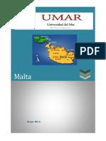 Oferta Turística de Malta