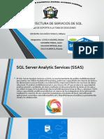 Arquitectura de Servicios de SQL