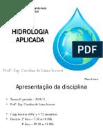 Hidrologia_Aula1 (Introdução)