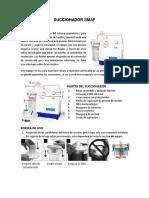 guía de uso succionador smaf sxt-5a