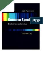 Grammar Spectrum 1 Elem.pdf