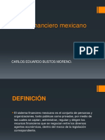 1 Sistema Financiero Mexicano