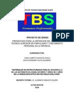 Instituto Tecnico Boliviano Suizo