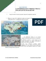 Caso Practico - Evolucion de La Intermediación Turistica Tras La Aparicion de Las TIC en El Sector