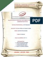 Aguilar Rosmeri Tarea II Unidad Gestion Financiera