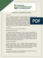 Curso de Fitodermatología