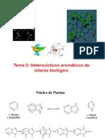 Heterociclos Aromáticos - Clase 3