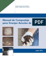 Manual de Compostaje Para Granjas Avícolas - USAID
